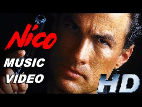 "Above The Law ""Nico"" ( Music Video ) 1988"