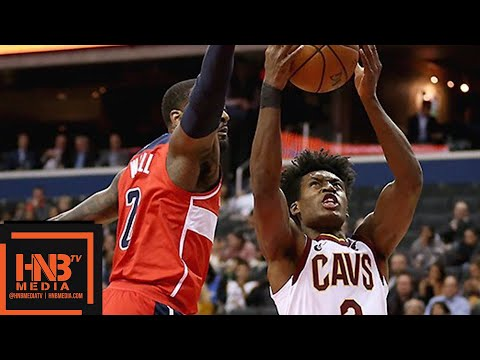 Cleveland Cavaliers vs Washington Wizards Full Game Highlights | 11.14.2018, NBA Season