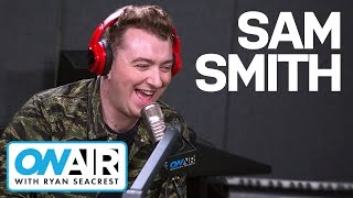 What Should Sam Smith Name His Fans? | On Air with Ryan Seacrest
