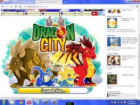 gemas gratis para dragon city 2013 bien explicado sin programas hd
