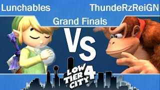 How a Low-Tier won a national on PM: LTC4 – FX | Lunchables (Toon Link) vs Si S | ThundeRzReiGN) (DK) Grand Finals – PM
