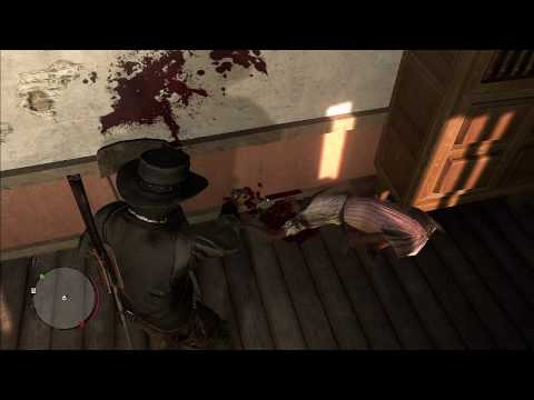 Red Dead Redemption - Moments....