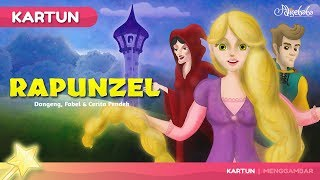 Rapunzel Cerita Untuk Anak Anak - Animasi Kartun - Stories for Children in Indonesian