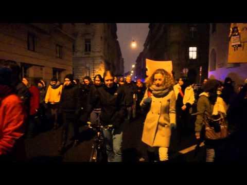 RibiSéta – SlutWalk Budapest 2014