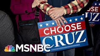 GOP Considers Advantage Of 'Losing' With Ted Cruz | Rachel Maddow | MSNBC