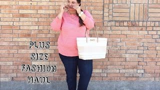 Hey ladies, so this haul is a combination of Cato, Kate Spade, TJMaxx, Marshalls, & some workout basics from Walmart. I'm a pretty basic girl, & im plus Size, so I like to be comfortable. I love easy, no fuss, outfits, if that's you too then I hope you enjoy!
