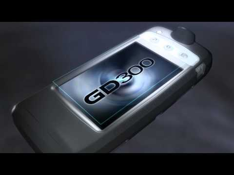 GD300 Rugged Wearable Computer