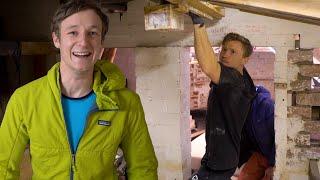 SECRET CLIMBING CELLAR - WIDE BOYZ |#150 by Magnus Midtbø