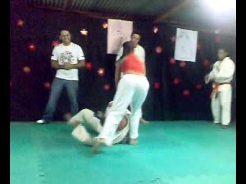Apresentação de carmo da mata-MG jiu-jitsu 2009