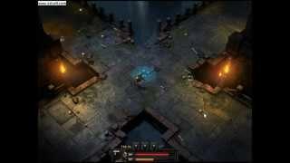 Dungeon King videosu