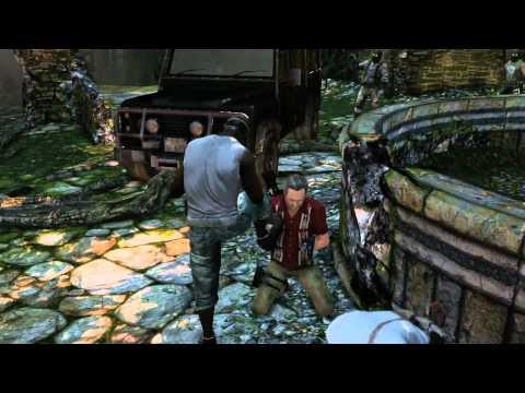 Uncharted 3: Oszustwo Drake'a #4