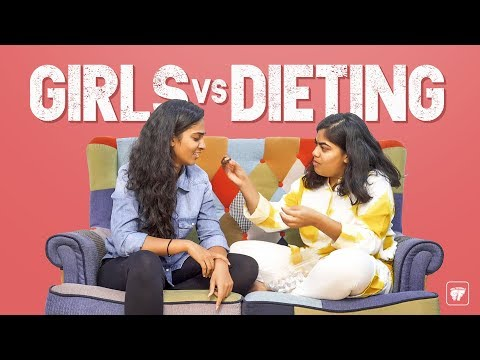 Girls vs Dieting  Girl Formula  Chai Bisket