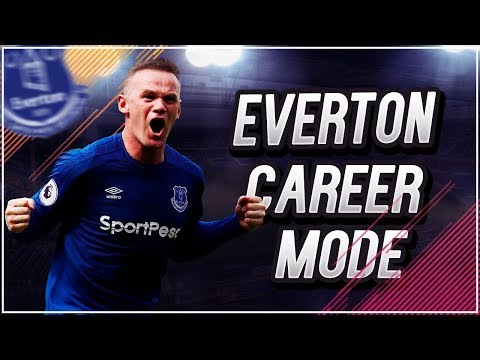Twitch - FIFA 18 Indonesia  Everton Career Mode #3 - Premier League dimulai!