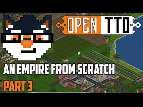 OpenTTD - An Empire from Scratch [Part 3]