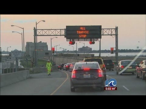 tolls - Tolls for the HRBT and MMBT are being considered.