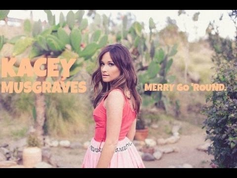 Kacey Musgraves - Merry Go 'Round (Official Lyrics Video)