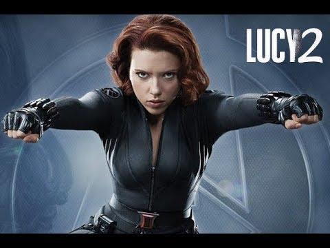 New Movie Trailer @ Lucy - 2