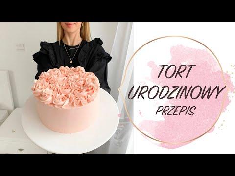 PROSTY TORT URODZINOWY - upiecz go i udekoruj razem ze mną // ladycolour vlog