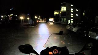 Video Yamaha TDM 900 Motorcycle LED CREE U7 headlight MP3, 3GP, MP4, WEBM, AVI, FLV September 2018