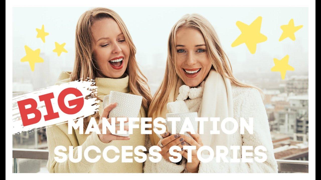 Our Quantum Manifestation SUCCESS STORIES!