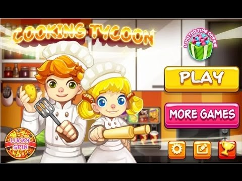 Cooking Tycoon - Android Gameplay HD