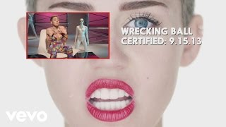 #VEVOCertified, Pt 4: Wrecking Ball (Miley Commentary)