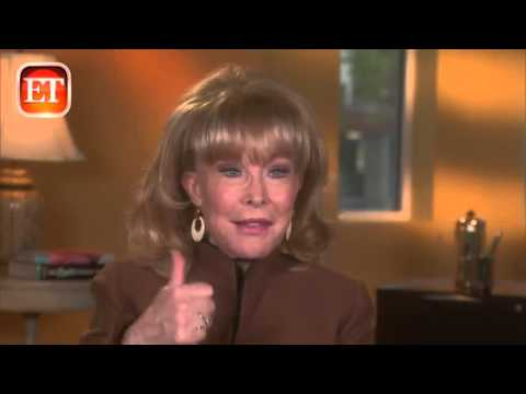 Barbara Eden - I'm Retiring My Jeannie Costume - LIFE BALL 2013 report