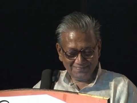 Video A Talk by Prof. Manoj Das