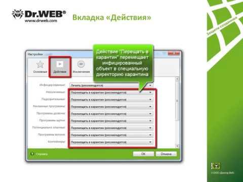 Dr.Web CureIt! как пользоваться (обзор)