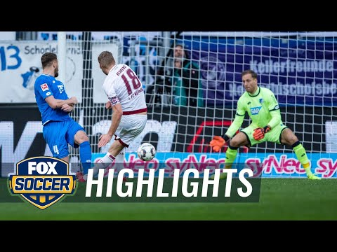 1899 Hoffenheim vs. 1. FC Nürnberg | 2019 Bundesliga Highlights - Thời lượng: 2 phút, 14 giây.