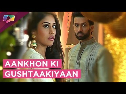 Shivaay and Anika's silent romance in Ishqbaaz