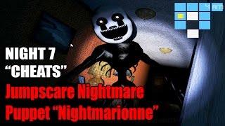 Jumpscare Nightmare Puppet