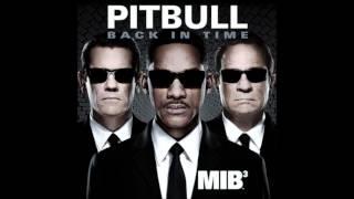Pitbull - Back In Time !
