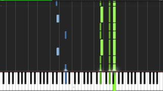 This Is Halloween - The Nightmare Before Christmas [Piano Tutorial] Ноты и МИДИ (MIDI) можем выслать