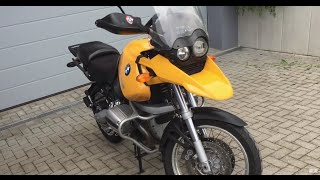 8. BMW 1150 GS review