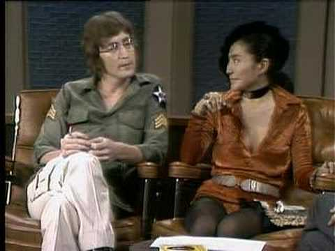 Talk Show - John And Yoko