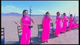 12 Girls Band - El cóndor pasa / China traditional music