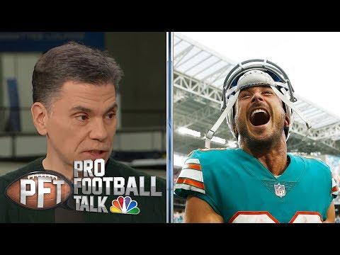 Video: Danny Amendola explains Tom Brady's edge, why he left the Patriots | Pro Football Talk | NBC Sports