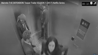 Os Defensores Netflix Data de estreia INSTAGRAN @ÓRBITGEEKOFICIAL PAGINA https://www.facebook.com/orbitageek.oficial/?fref=ts PERFIL https://www.facebook.com...