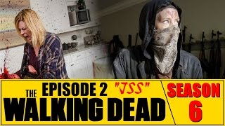 The Walking Dead Episode 602 Review & Discussion (Spoilers) Season 6 Episode 2