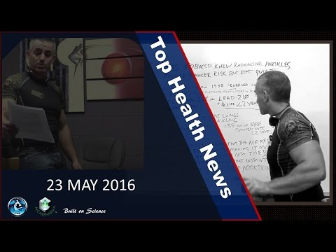 Health News for 23 MAY 2016 (Beta)