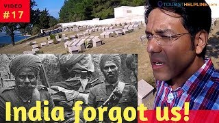 Video Finding Indian Soldier's Graves after 103 years | Gallipoli, Turkey (Part 1) MP3, 3GP, MP4, WEBM, AVI, FLV Januari 2019