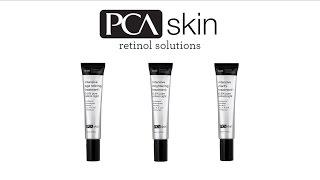 PCA SKIN Retinol Solutions