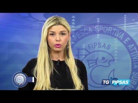 Italian Fishing TV - Fipsas - TG Fipsas 2016 - 01