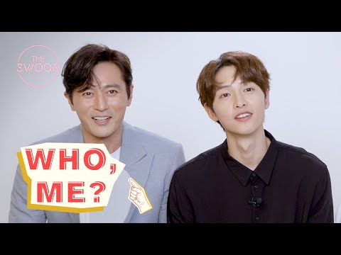 Cast of Arthdal Chronicles tells us what they really think of each other | Who, Me? [ENG SUB]