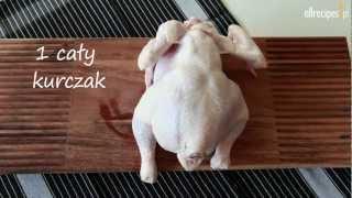 Pieczony kurczak - przepis