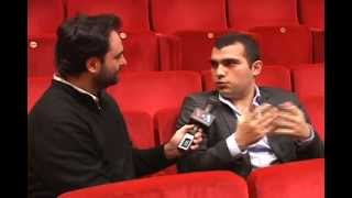 Interview with Armenian clarinetist Narek Arutyunian