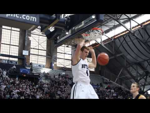 Butler Men's Basketball Highlights vs. DePauw