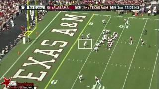 Ha Ha Clinton-Dix vs Texas A&M (2013)