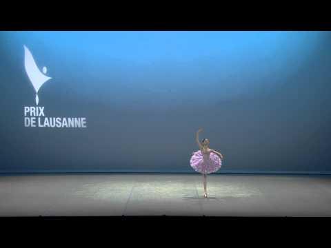 Rebecca Blenkinsop - 2015 Prix de Lausanne Finalist - Classical variation
